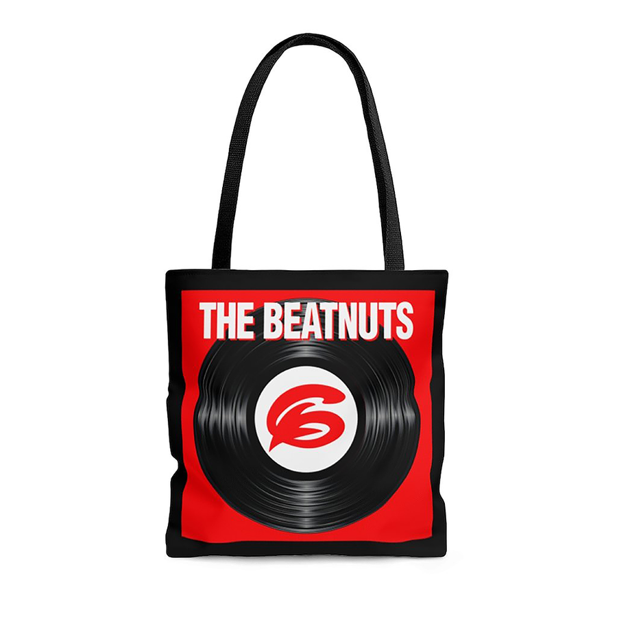 The Beatnuts Tote Bag