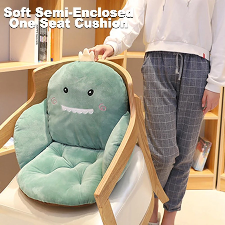 Soft Semi-Enclosed One Seat Cushion