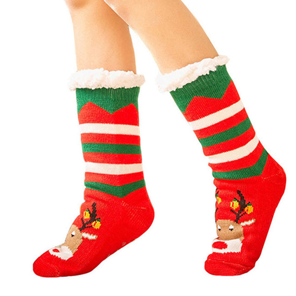 Jingle Bells (lined socks)