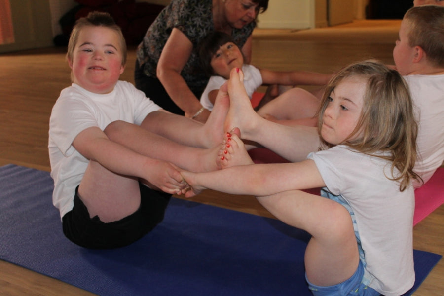 Why Special Needs Yoga is so important