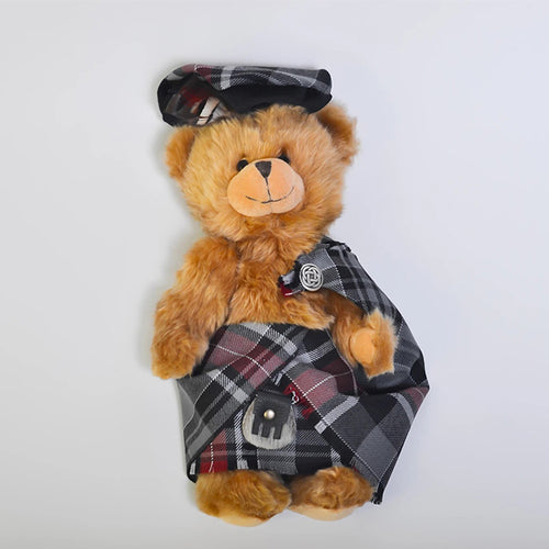 Kilted Yogi Bear