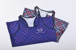 Kilted Yoga Unisex Stretch Top