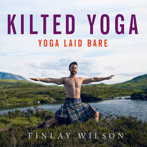 Kilted Yoga Book (signed)