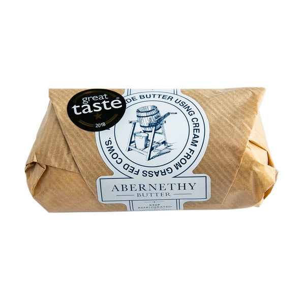 Abernethy Hand Churned Butter