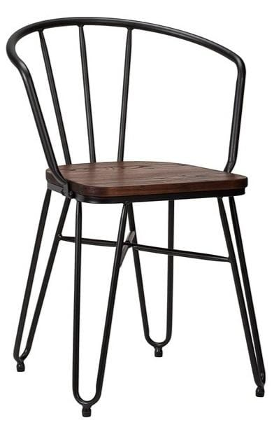 Tolix Hairpin French Bistro Industrial Armchair - Tables&Tops