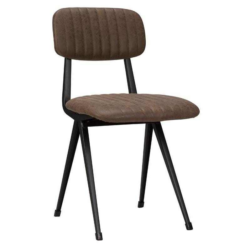 Nona Bistro Industrial Side Chair - Tables&Tops