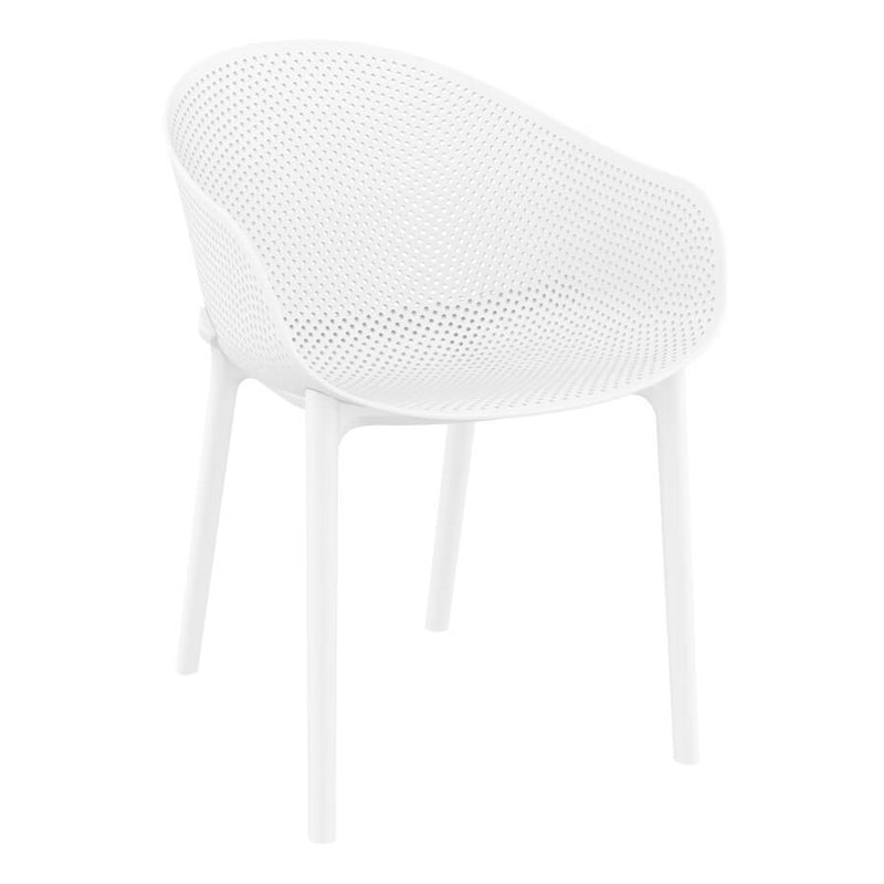 Sky Plastic Outdoor Armchair - Tables&Tops