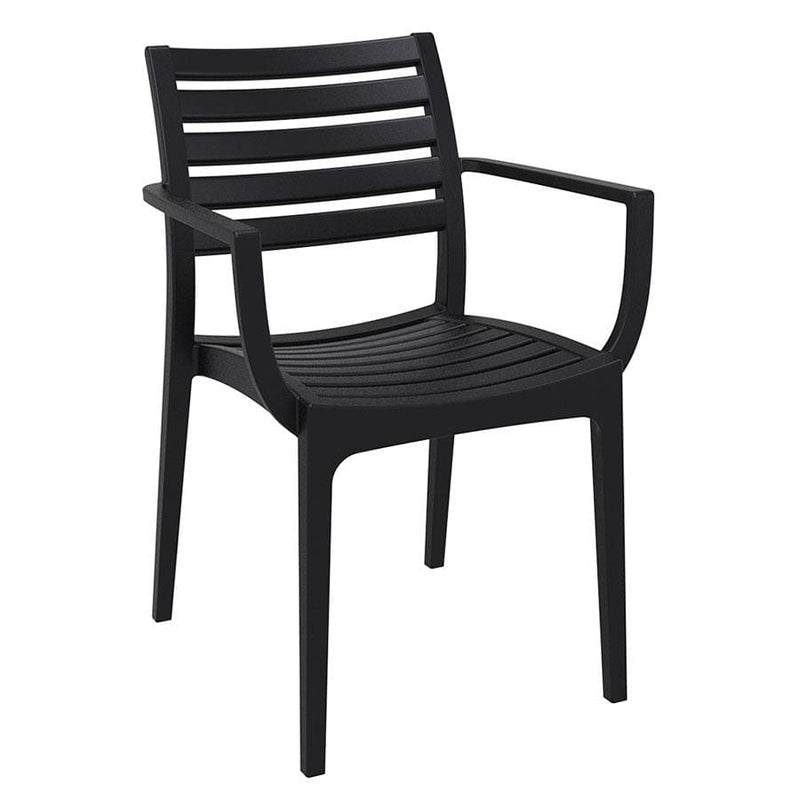 Real Plastic Outdoor Stacking Armchair - Tables&Tops