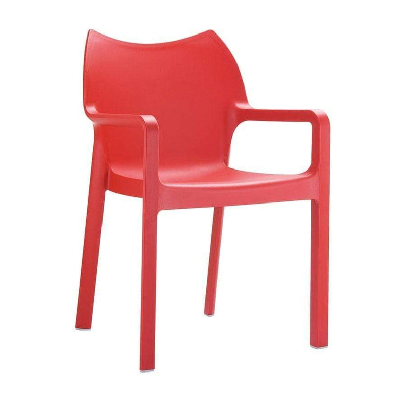 Peak Plastic Outdoor Armchair - Tables&Tops