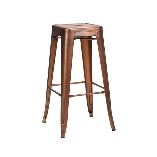French Bistro Industrial High Stool - Tables&Tops