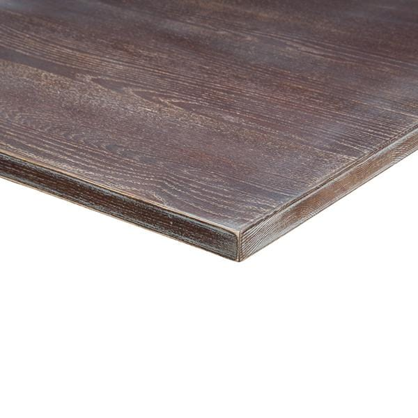 Lime Wash Walnut Solid Wood 25mm Table Top - Tables&Tops