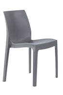 Strata Plastic Outdoor Dining Chair - Tables&Tops