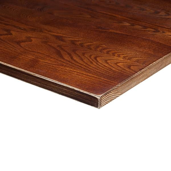 Worn Walnut Solid Wood 25mm Table Top - Tables&Tops