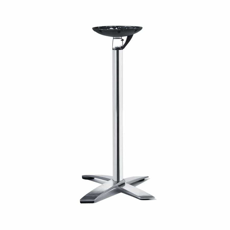 Space Flip Top Aluminum Table Base - Tables&Tops