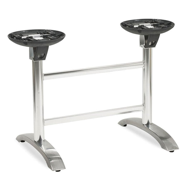 Space Flip Top Twin Aluminum Table Base - Tables&Tops