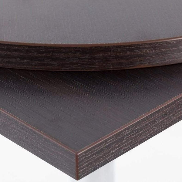 Vertu Wenge Laminate 25mm Table Top - Tables&Tops