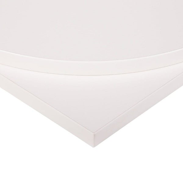 Ice White MFC 25mm Table Top - Tables&Tops
