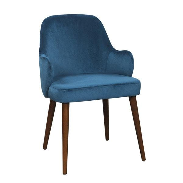 Luca Upholstered Armchair - Tables&Tops