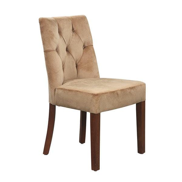 Carlos Upholstered Side Chair - Tables&Tops