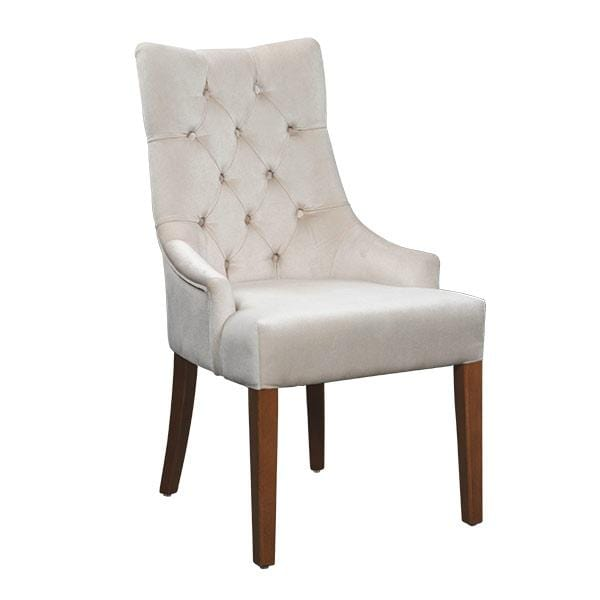 Lorenzo Upholstered Side Chair - Tables&Tops
