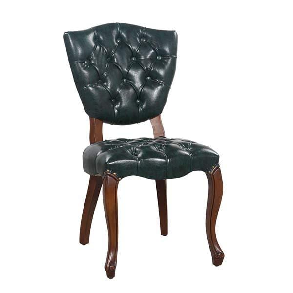 Romina Upholstered Side Chair - Tables&Tops
