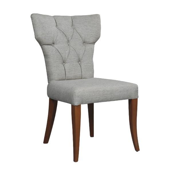 Emiliano Upholstered Side Chair - Tables&Tops