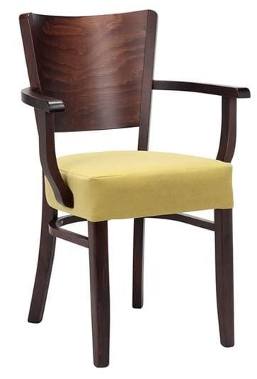 Alto Mezzo Upholstered Armchair - Tables&Tops