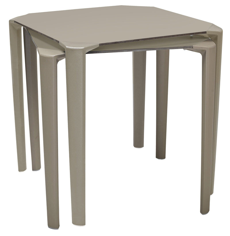 Alvor Outdoor Stacking Table - Tables&Tops