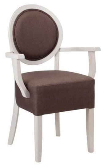 Arona Upholstered Armhair - Tables&Tops