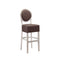 Arona Upholstered High Bar Stool - Tables&Tops