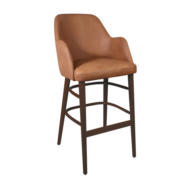 Aztec Upholstered Bar Stool - Tables&Tops