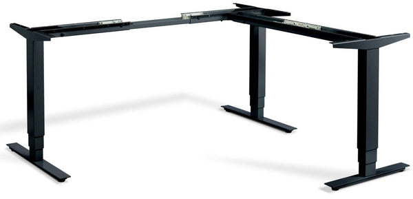 Advance Corner Height Adjustable Office Desk Table Base - Tables&Tops