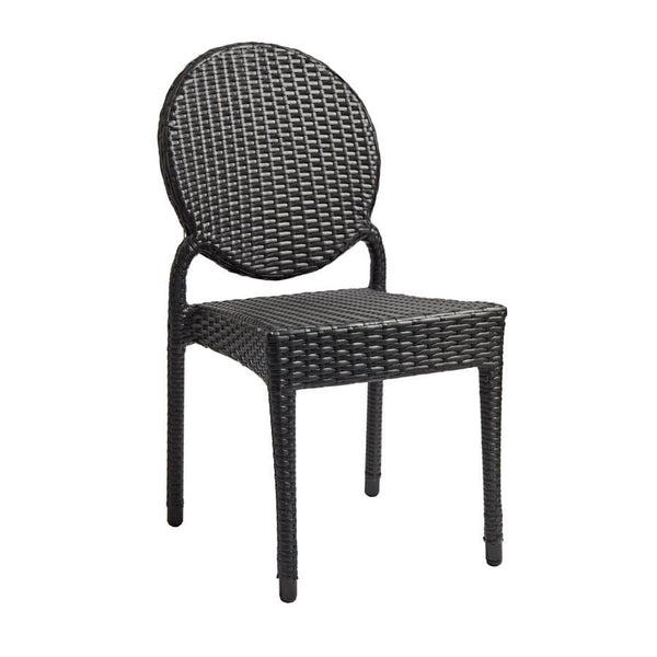 Blake Outdoor Stacking Side Chair - Tables&Tops