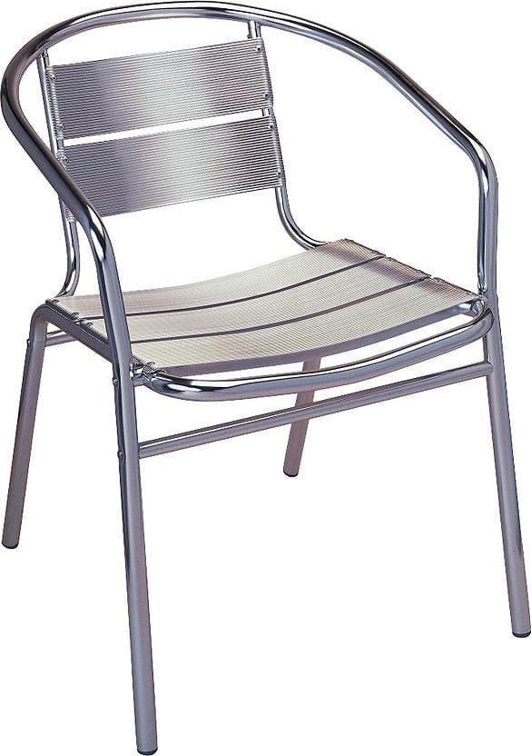 Capri Outdoor Stacking Arm Chair - Tables&Tops