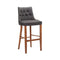 Cortana Deep Upholstered High Bar Stool - Tables&Tops