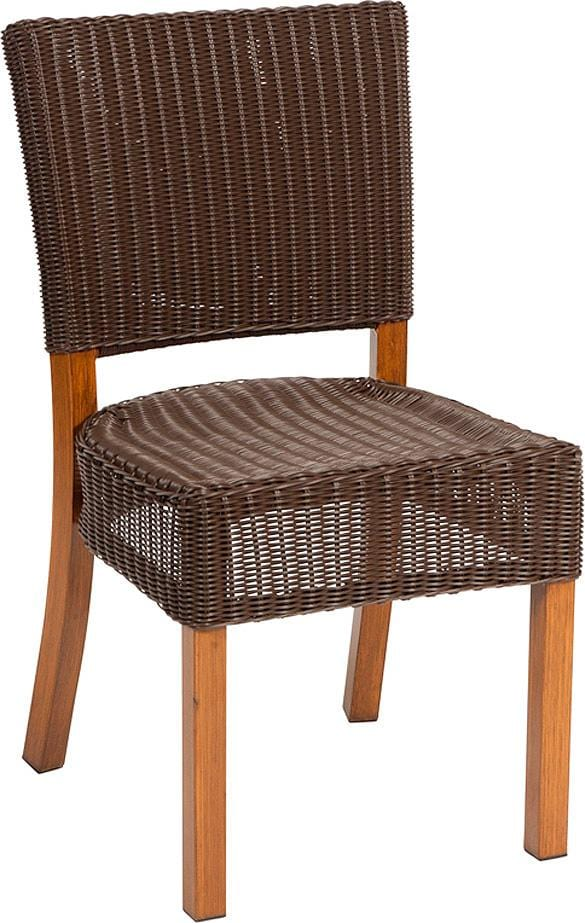 Dorset Outdoor Rattan Side Chair - Tables&Tops
