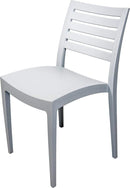 Fresco Stacking Outdoor Dining Chair - Tables&Tops