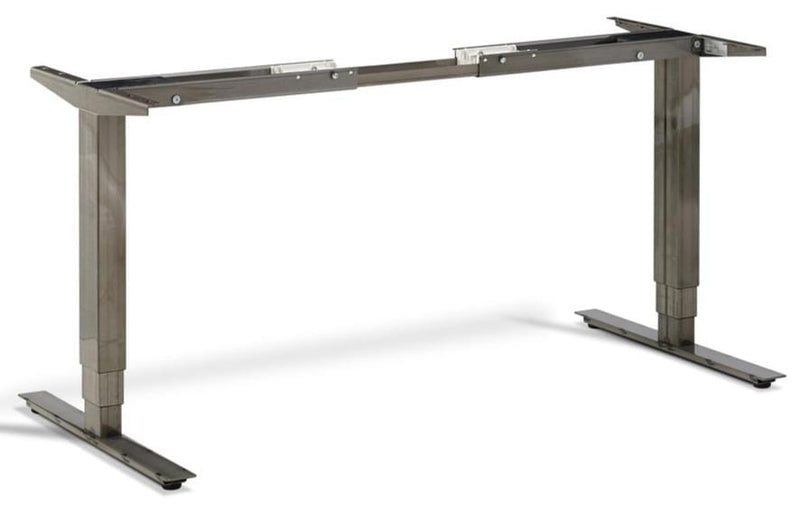 Forge Height Adjustable Office Desk Table Base - Tables&Tops