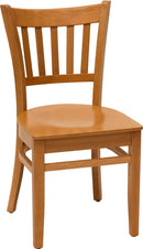 Herts Wooden Side Chair - Tables&Tops