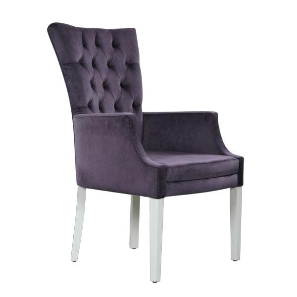 Francisco Upholstered Armchair - Tables&Tops