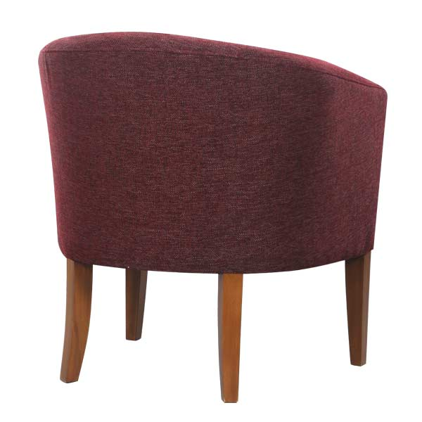 Lola Upholstered Armchair - Tables&Tops
