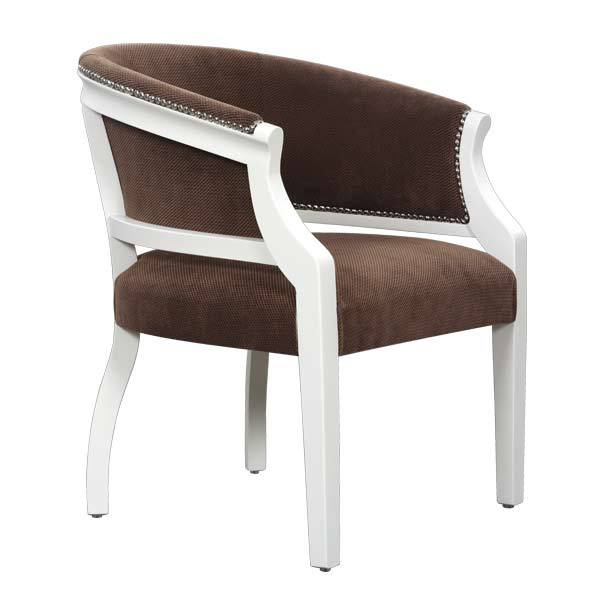 Fernando Upholstered Armchair - Tables&Tops
