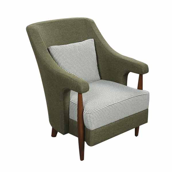 Alfonso Upholstered Lounge Chair - Tables&Tops