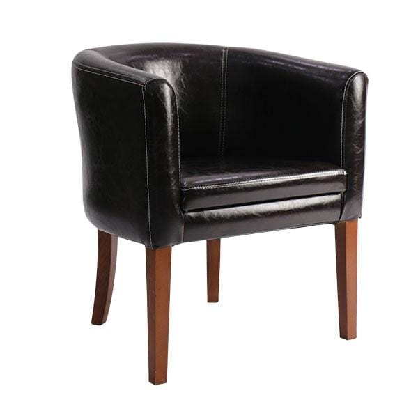 Andres Upholstered Armchair - Tables&Tops