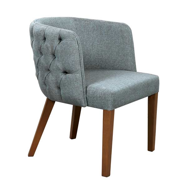 Arlo Upholstered Armchair - Tables&Tops