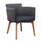 Rafael Upholstered Armchair - Tables&Tops