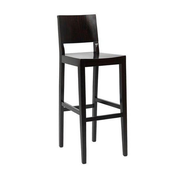 Lavello Wooden High Bar Stool - Tables&Tops