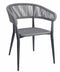 Madrid Outdoor Stacking Rattan Arm Chair
