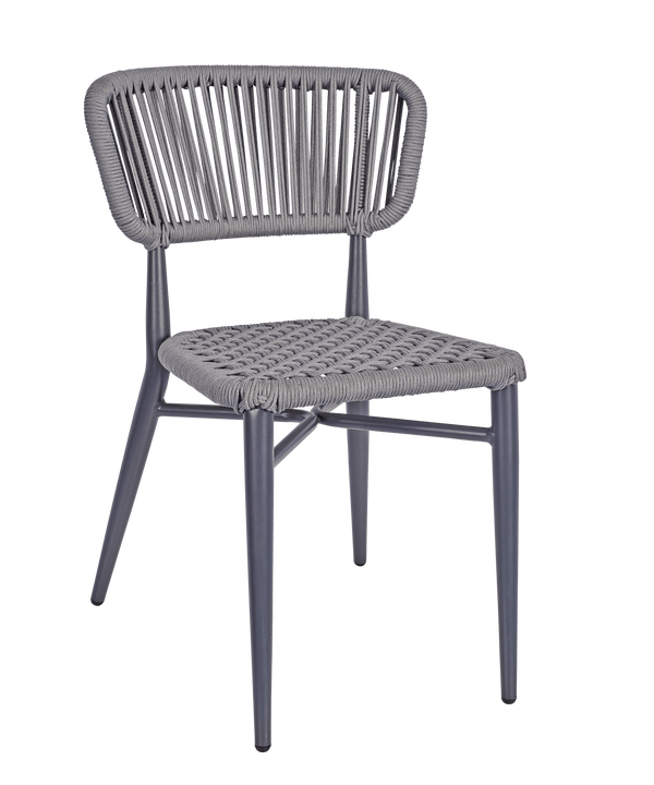 Madrid Outdoor Stacking Rattan Chair