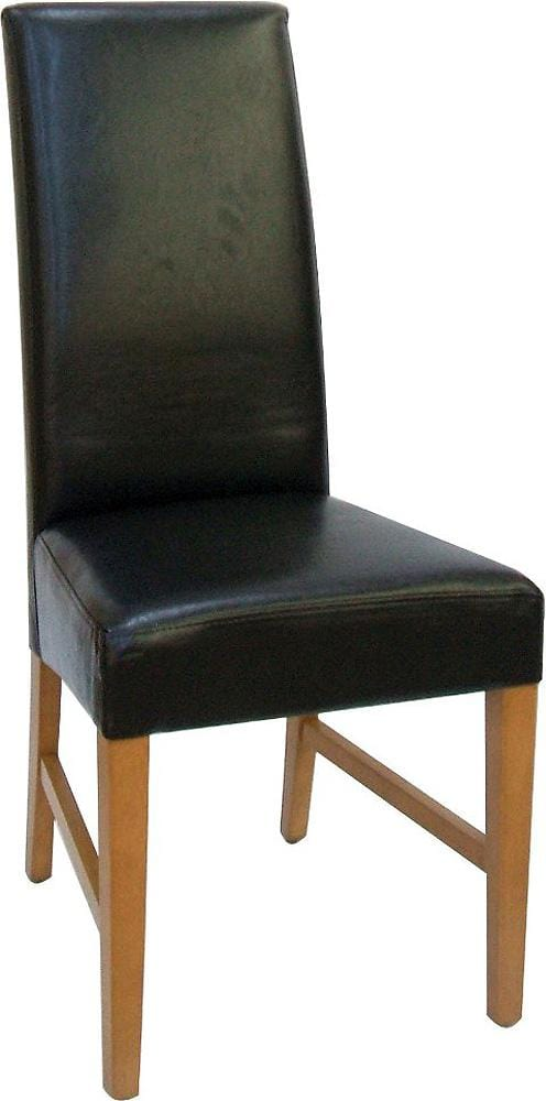Marlow Highback Upholstered Side Chair - Tables&Tops